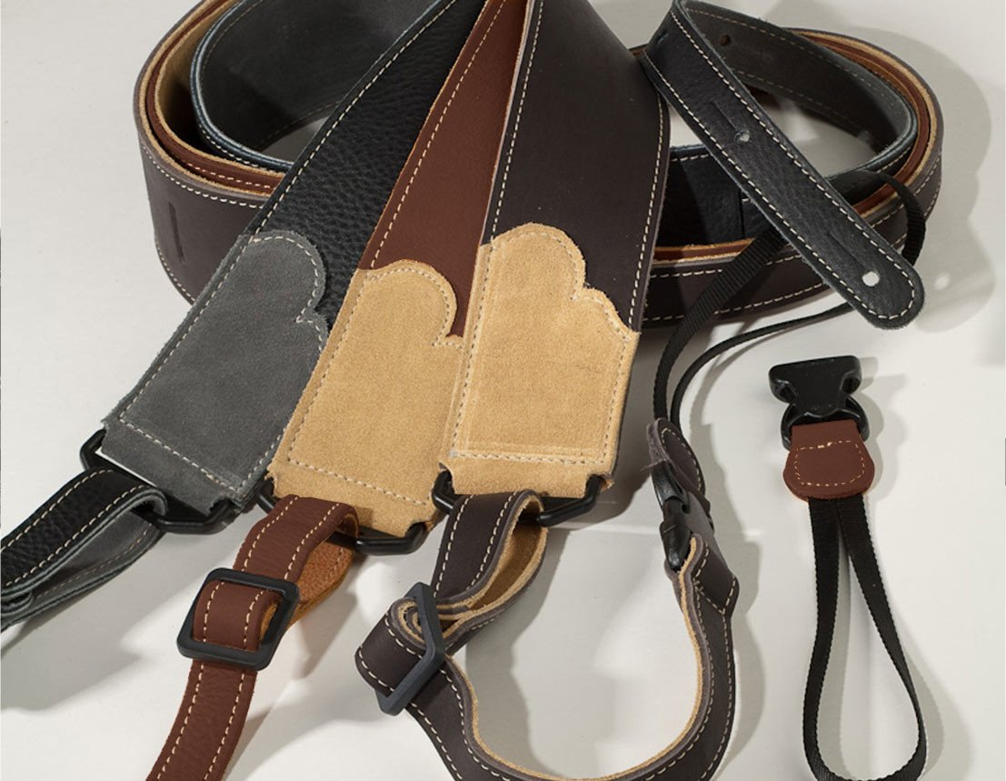 Resonator Strap - Glove Leather