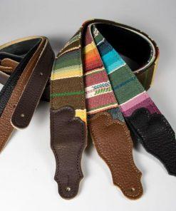 """2"""" Saddle Blanket Guitar Strap"""