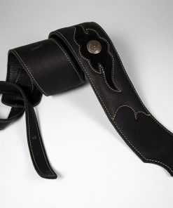 Sculpted Ball Glove Guitar Strap