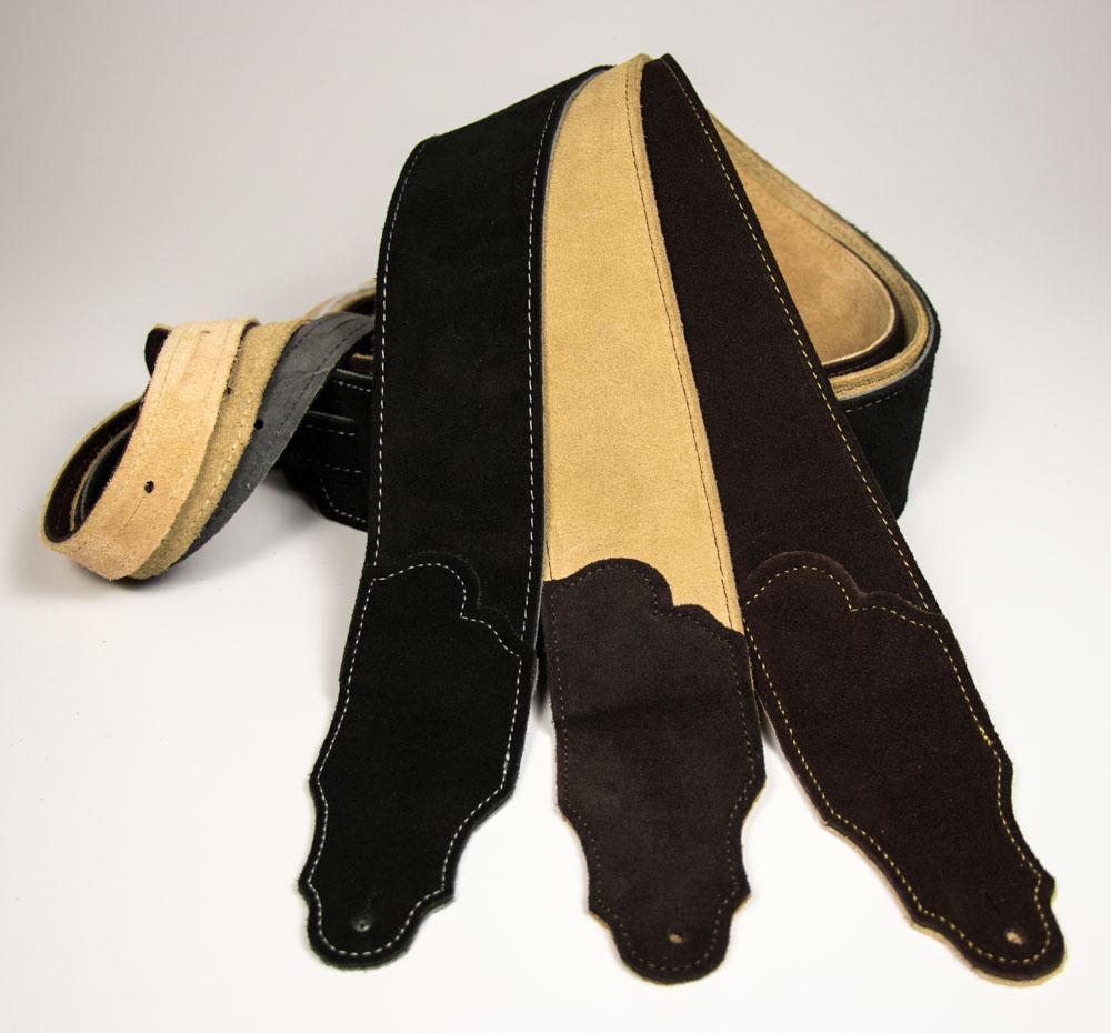 Original Suede Guitar Strap