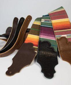 """3"""" Saddle Blanket Guitar Strap"""