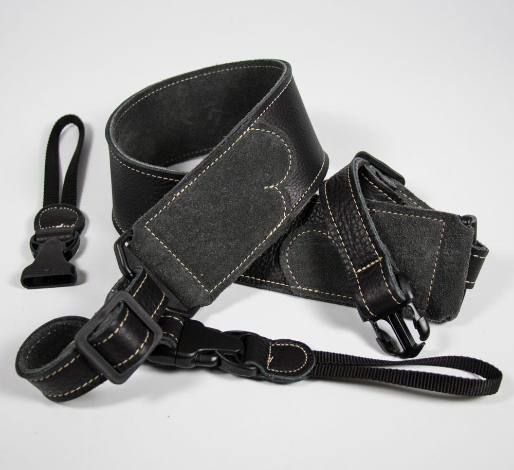 Banjo Strap - Glove Leather - Quick Release